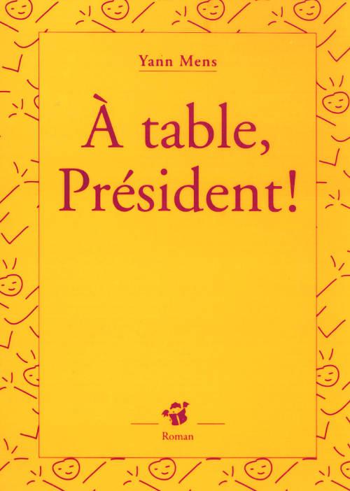 A table president