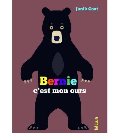 Bernie c est mon ours