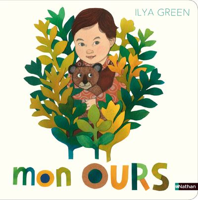 Ilya green tome 3 mon ours