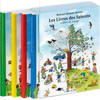 Les livres des saisons