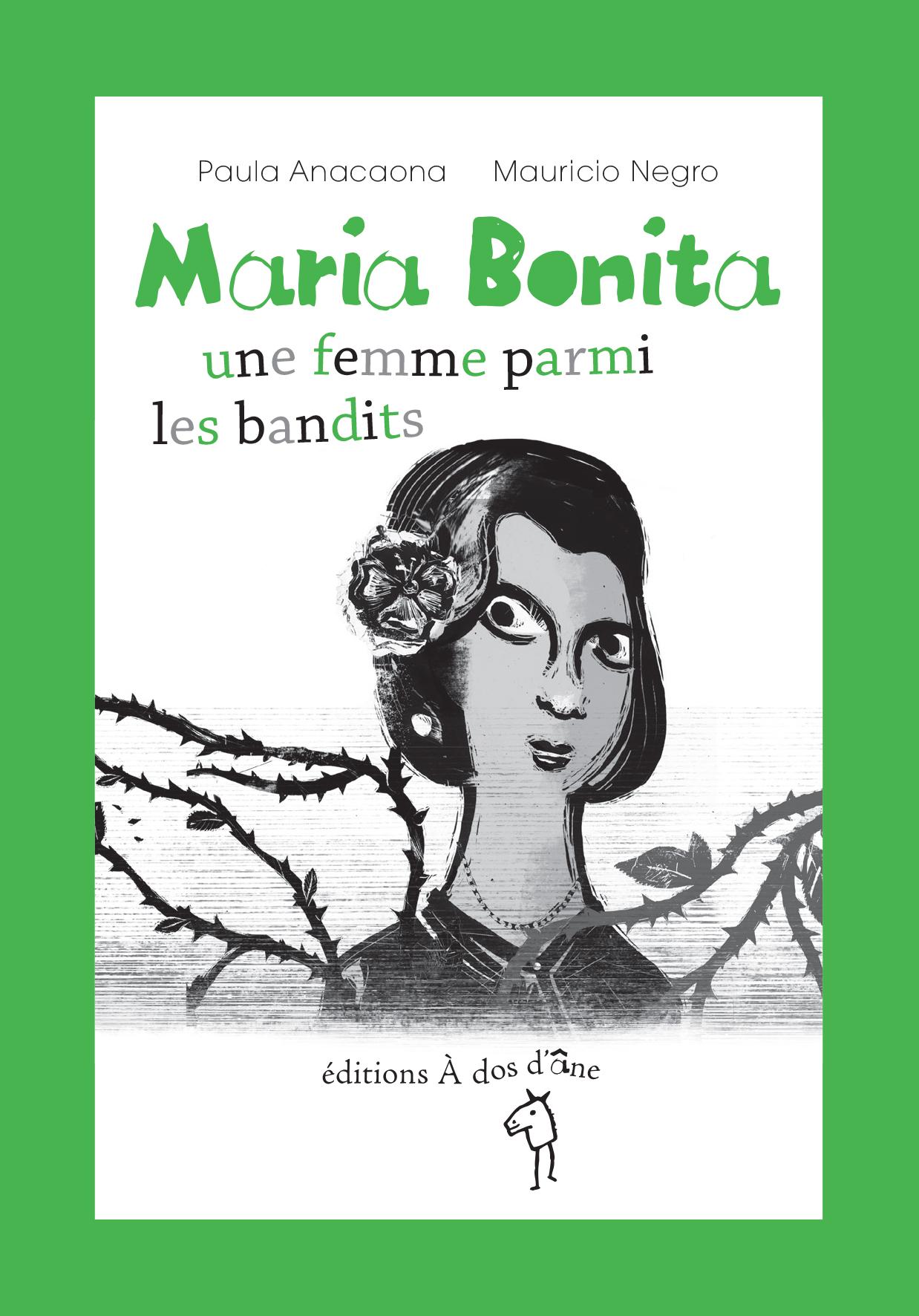 Maria bonita editions a dos d ane