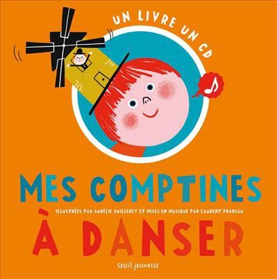Mes comptines a danser