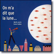 On m a dit que la lune