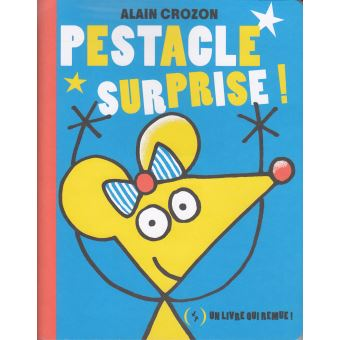 Pestacle surprise