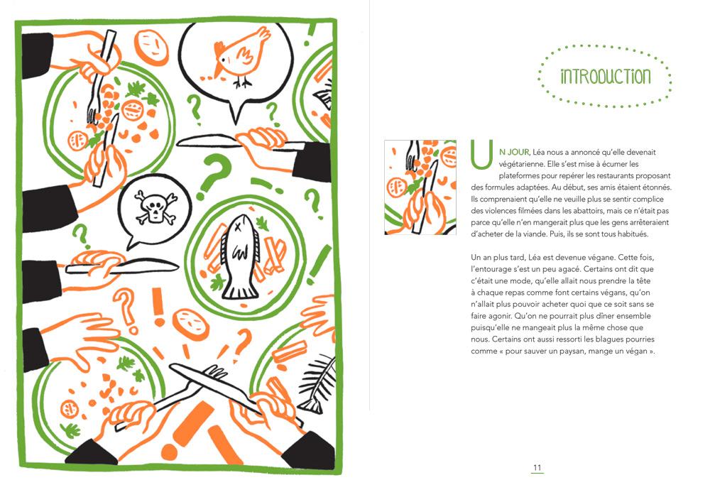 Pourquoi les vegans int1 editions du ricochet
