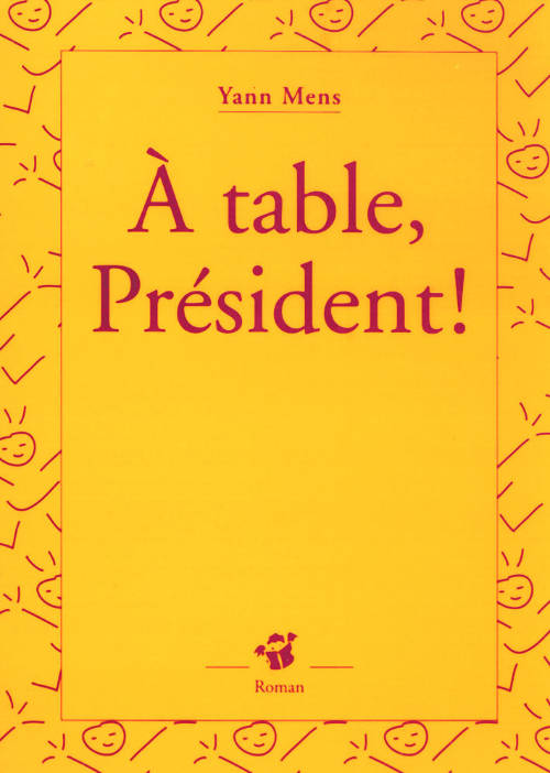 A table president