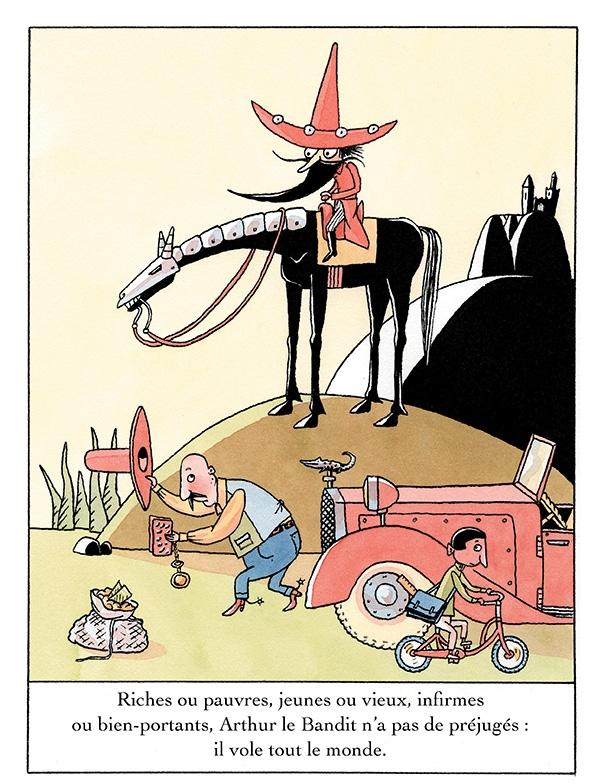 Arthur le bandit