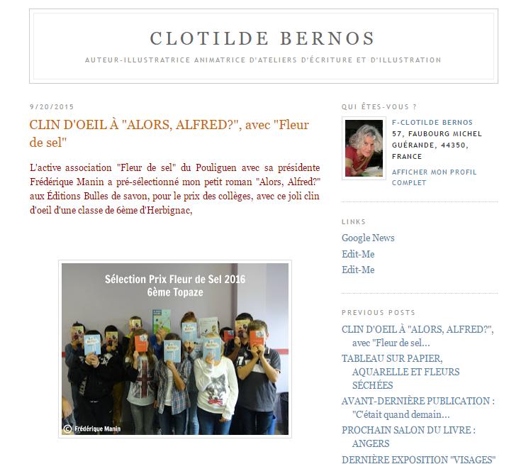 Clotilde Bernos
