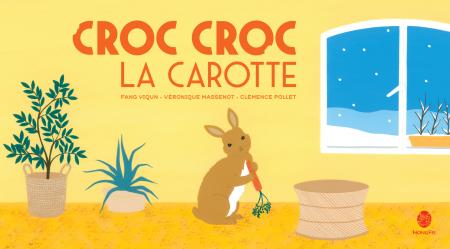 Croc croc la carotte