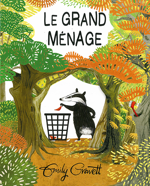 Grand menage bd