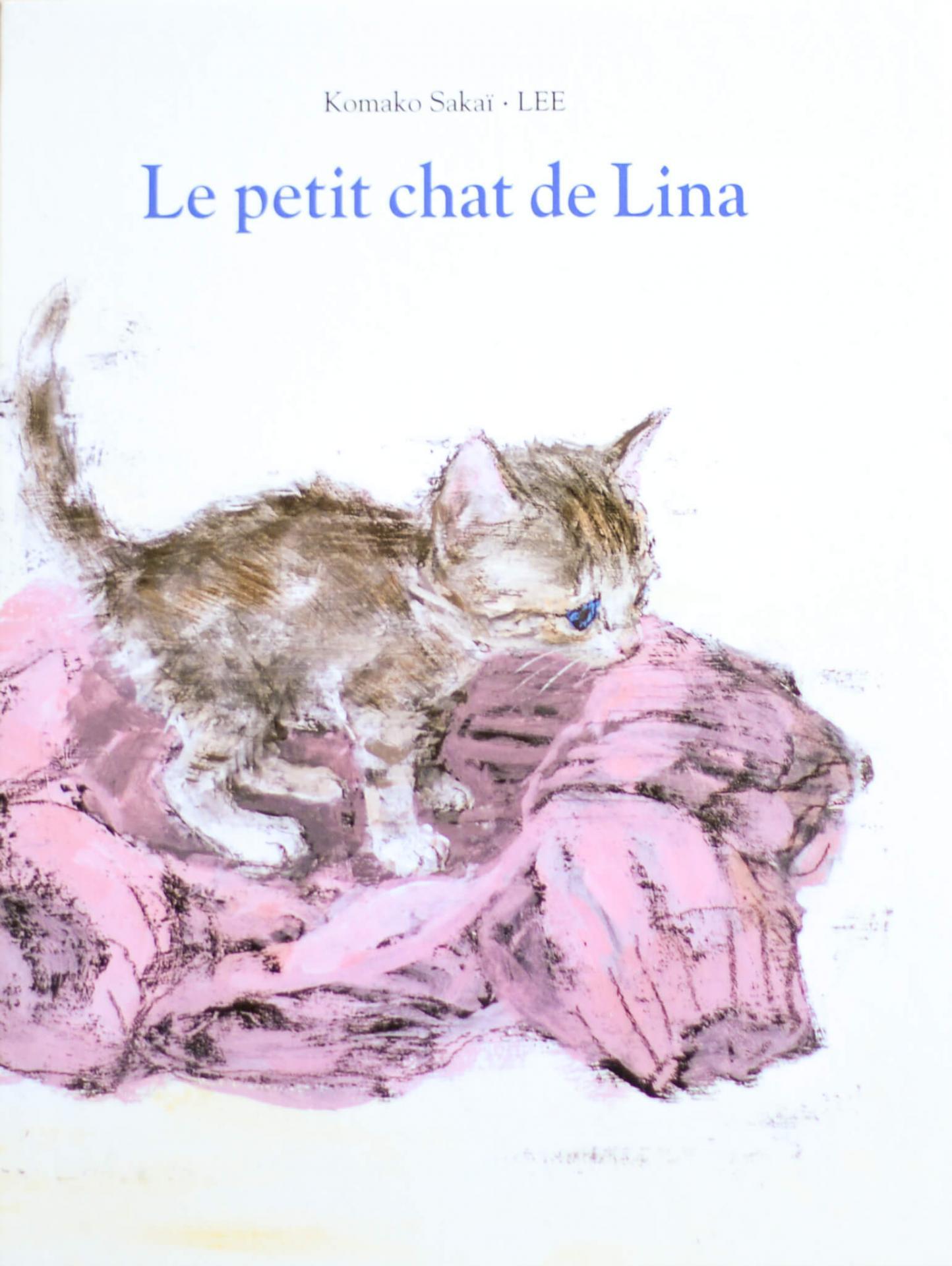 Le petit chat de lina