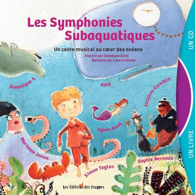 Les symphonies subaquatiques un conte musical po 147