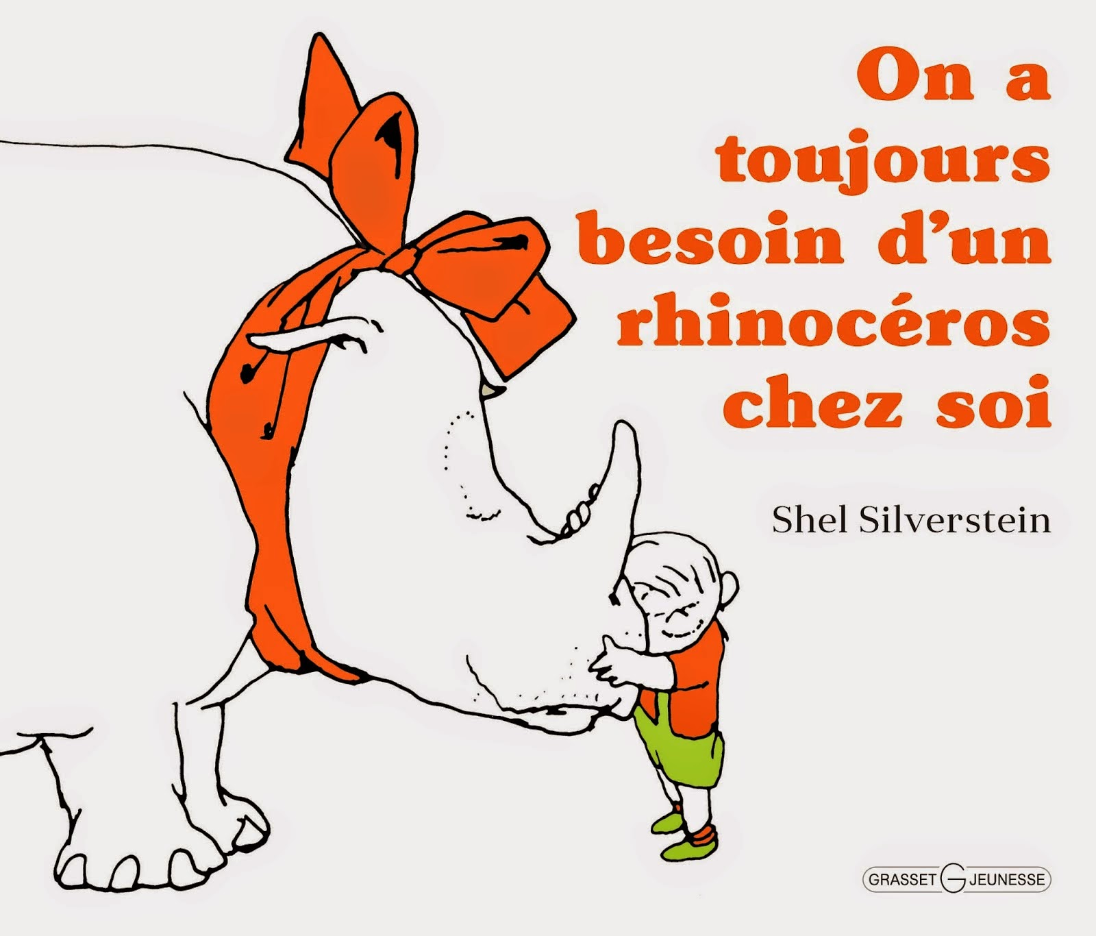 On a toujours besoin dun rhinoceros chez soi