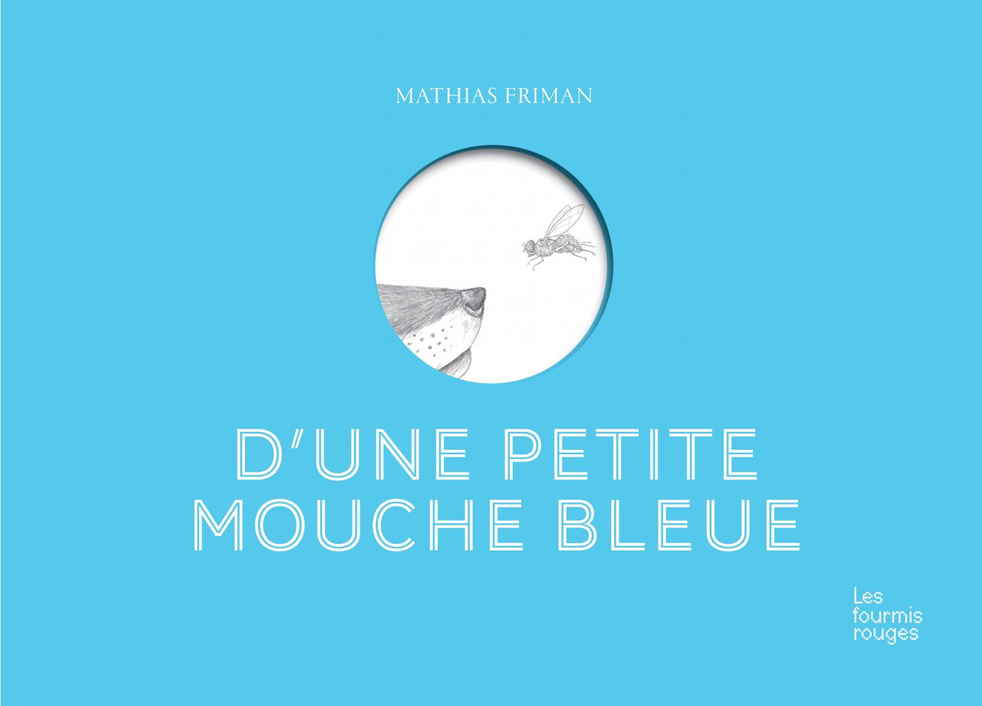Petite mouche bleue couv