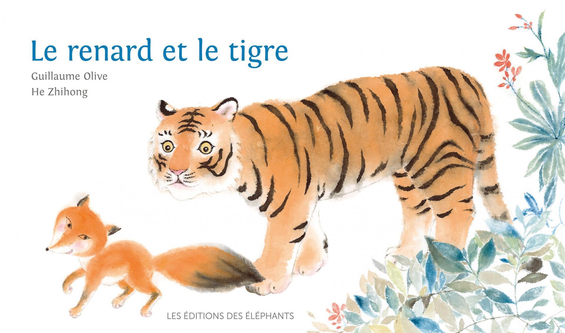 Renard tigre editions de l elephant