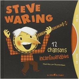 Steve warring